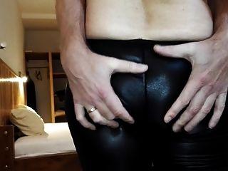 Enjoying Hot Milfy Ass