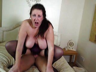 Big Mature Mom Fucks Not Her Son