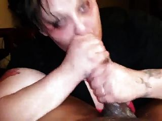Weird Blowjob