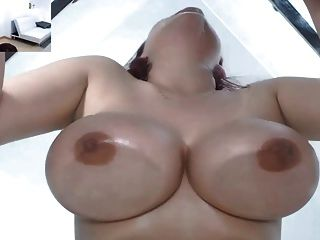 Colombian Milf Squirt Webcam