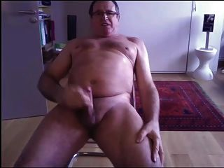 Dad Cums