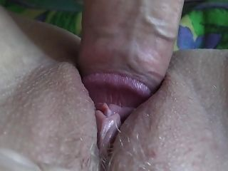 Teasing Her With His Cock