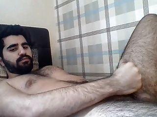 Masturbating Turkey-turkish Bear Fahri Silivri Big Dick Cam