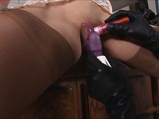 Dirty Squirting Mature Stocking Girls