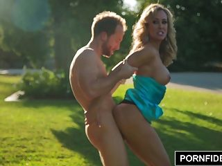 Pornfidelity Tight Bodied Milf Brandi Love Rough Fuck