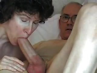 Romani prostitute gets mouth full of cum 1