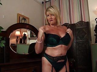 54 Year Old British Mom