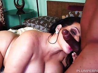 Lush Lovely Large Latina Angelina Castro