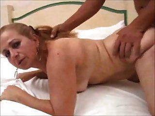 Trockenpflaume Nackt