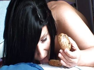 Cum On Food - Cookie