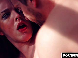 Pornfidelity Spanish Redhead Amarna Miller Rough Fuck
