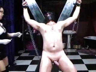 Mimosa1 Asain Mistress Milks Her Slave