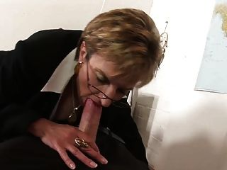 British Lady Fucking On A Table