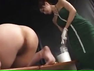 Schoolgirls Spanked Getting Enemas