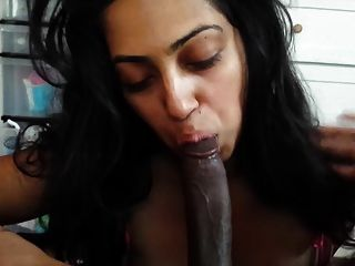 Indian Girls First Oral Creampie