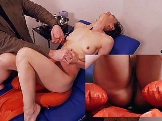 Elise Graves Harsh Enema Cleanout