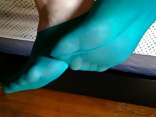 Sweaty Stinky Footie Socks...