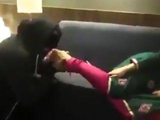 Indian Foot Worship