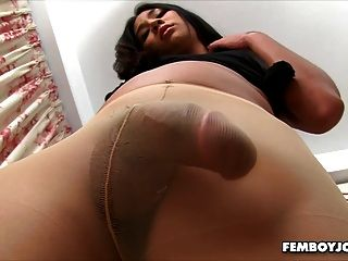 Big Cock Asian Femboy