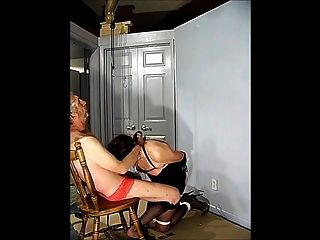 Sissy Cock-sucking And Anal