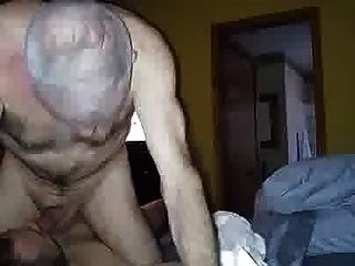 Grandpa Cumming In Mouth