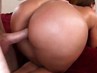 Latina Milf Gets A Hard Pounding!
