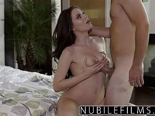 Nubilefilms - Lana Rhoades Seductive Tease For Step Brother