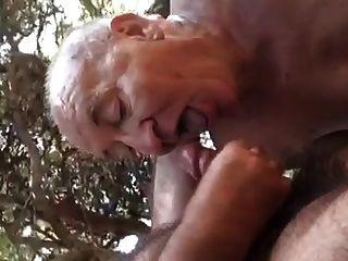 Slurping Cum