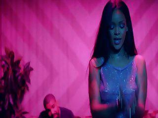 Rihanna - Work (porn Music Video)