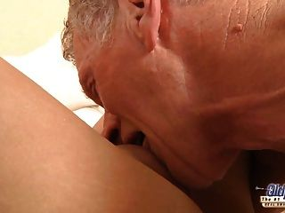 Merry Fucking Christmas Super-hot Blonde Old Cumshot Drilled