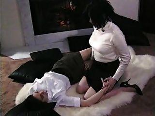 Hot Lesbian Play