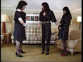 Cross Dressing To Fuck: Part 1 (of Six)
