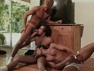 Threesome With Repair Man