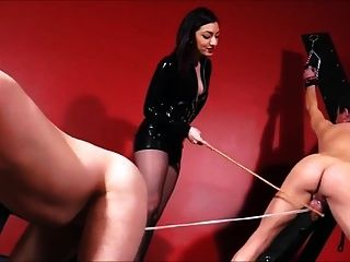 Fm caning using different implements - 2 10
