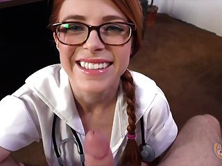 Nurse Penny Pax Is At Your Service