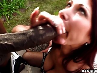 Tiffany Mynx Wants To Taste Monster Cock
