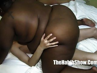Threesome Gangbang Sbbw Lady V Bbc Redizlla And Lil Mexican