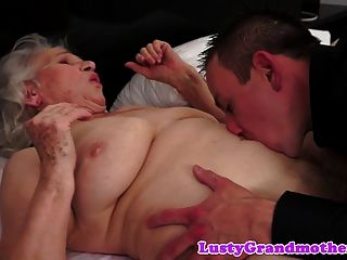 Absolutely perfect mature franny on younger dick - 1 part 5