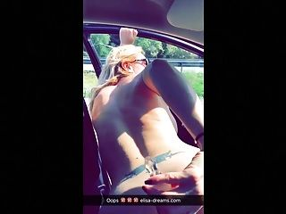 Sex, Flashing And Dirty Snapchats In France And Spain