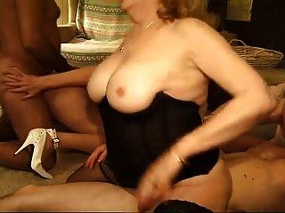 Orgy With Mature Sluts