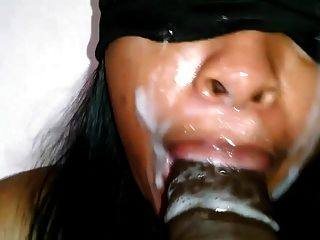 Two Great Cum In Mouth