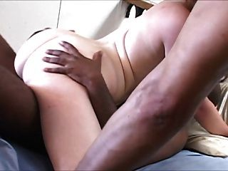 White Pawg Milf Triple-teamed Hard By Bbcs Ass Mouth Cunt
