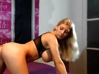Blond Big Natural Boobs Nipples Sucking Big Cock