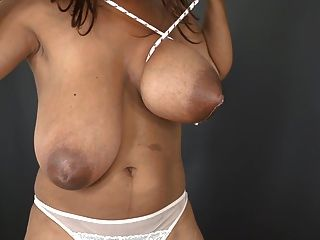 2 Girls With Real Breast Lactating -no Pussy