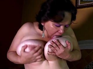 Mature Busty Mom Needs Anal And Pussy Fuck