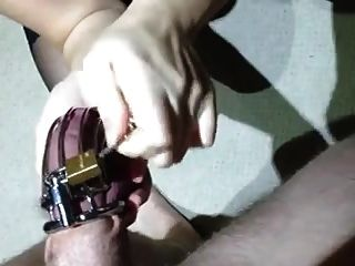 Chastity Slave Released, Rewarded And Ruined