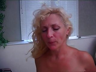 Old & Young - Mom Wakes Stepson With A Blowjob