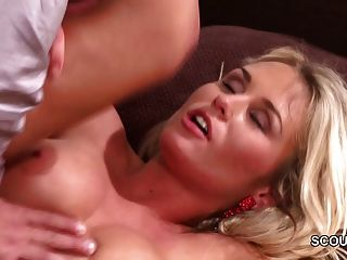 Mom wakes up son for morning sex tmb