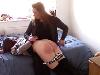 Act Naughty Get Spanked