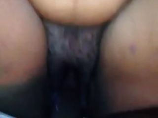 Baby Mama Bestfriend Squirting On Daddy Dick